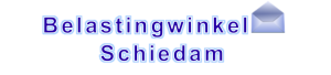 Belastingwinkel Schiedam logo